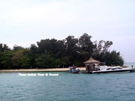 pulau pramuka paket wisata