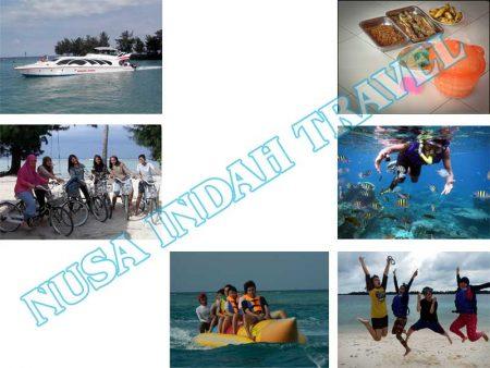 Paket Pulau Tidung 1 Hari One Day Tour
