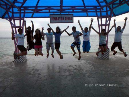 Wisata ke Pulau Tidung Backpacker