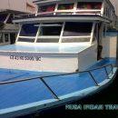 Kapal Feri Tradisional ke Pulau Pramuka