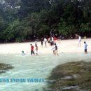 Pantai Pulau Semak Daun Wisata Pulau Pramuka