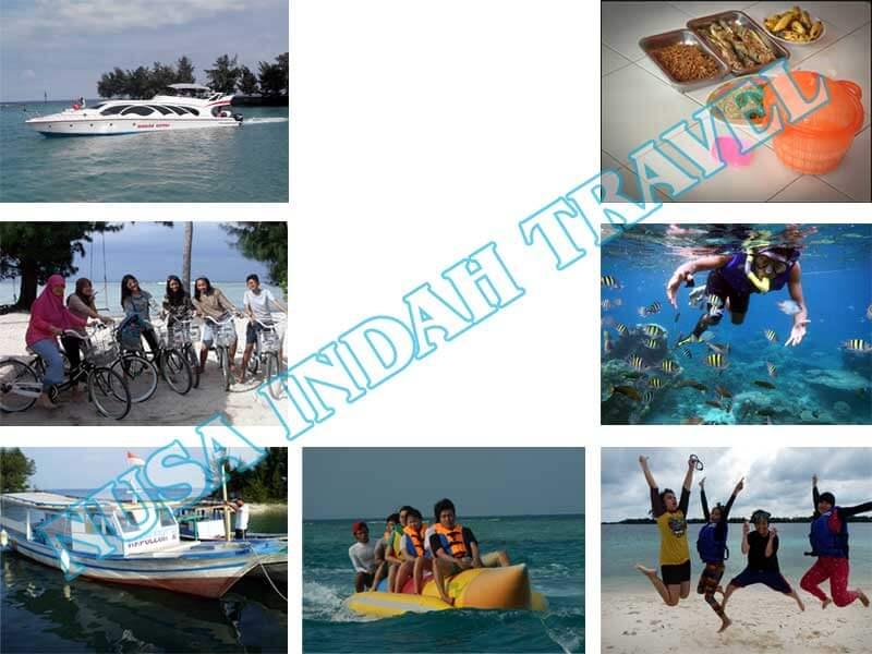 Paket Pulau Pari 1 Hari – One Day Tour