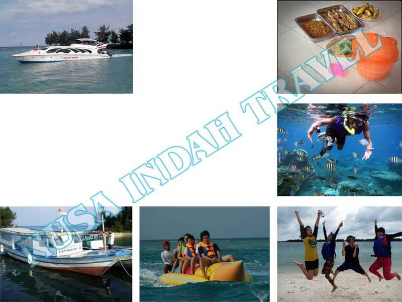 Paket Pulau Harapan 1 Hari – One Day Tour