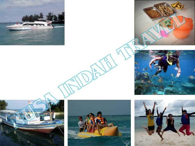 Paket Pulau Pramuka 1 Hari – One Day Tour