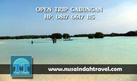 Open Trip Gabungan ke Pulau Seribu