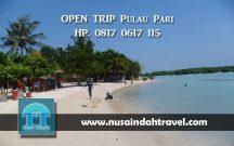 OPEN TRIP Pulau Pari Kepulauan Seribu