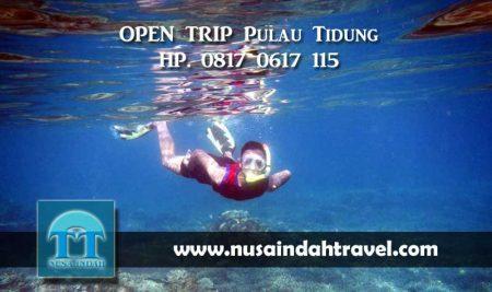 Open Trip Pulau Tidung Kepulauan Seribu Paket Gabungan