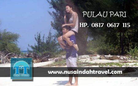 Biaya Paket Wisata Pulau Pari untuk 2 Orang