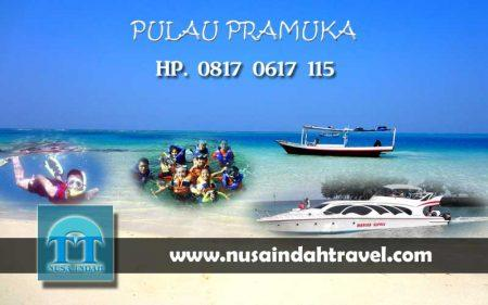 Paket Wisata Pulau Pramuka 3 Hari 2 Mlaam