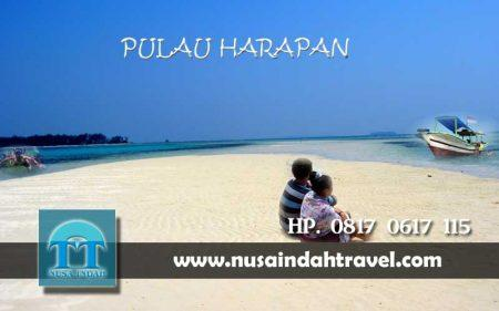 Paket Wisata Pulau Harapan 3 Hari 2 Malam Murah
