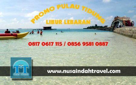 Paket Wisata Pulau Tidung Libur Lebaran