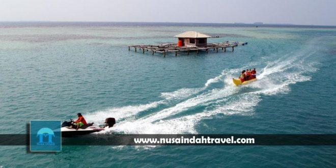 Water Sport Pulau Tidung Kepulauan Seribu Jakarta