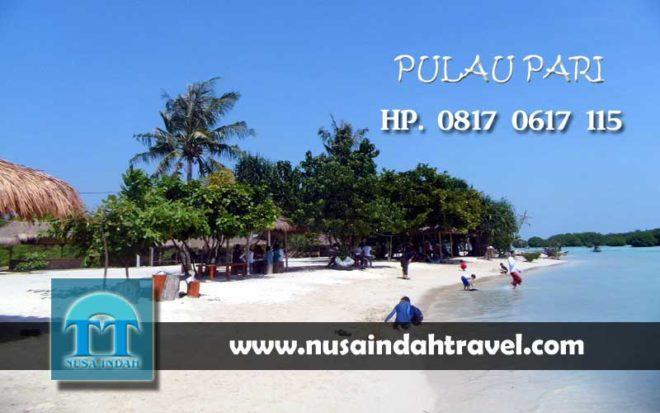 Wisata Pulau Pari Kepulauan Seribu Perawan